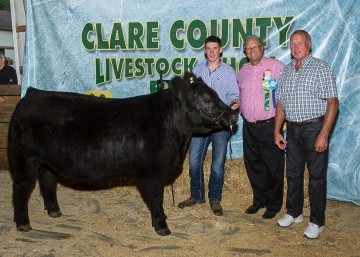 Grand Champion Beef with Joshua Langlois
